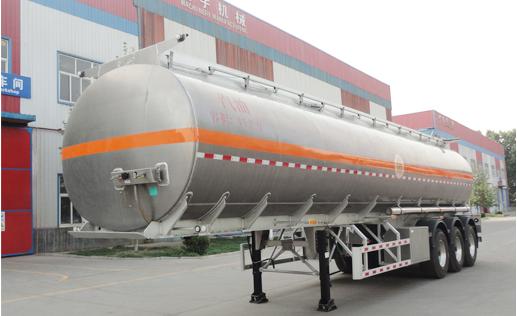 铝合金液罐运输车